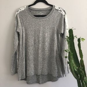 American Eagle Soft & Sexy Plush Sweater Sz S